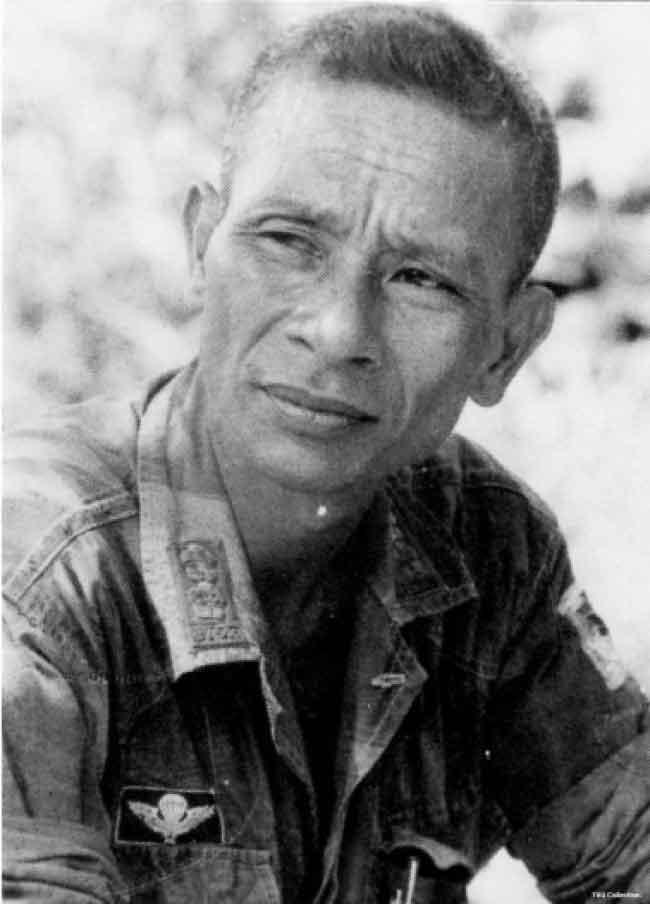 Người Chỉ Huy Về Già (Trung Tá Đào Văn Hùng) - Phan Nhật Nam