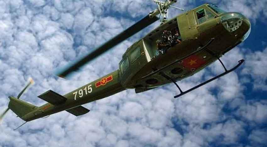 Cuộc vượt thoát bằng UH-1 năm 1976 - Thiên Ân