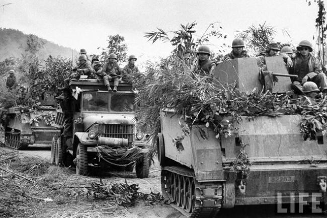 Hành Quân Lam Sơn 719 - Đại Úy Võ Trung Tín & Đại Úy Nguyễn Hữu Viên