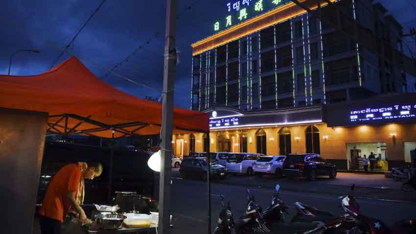Ma Cao kế tiếp? Canh bạc lớn của Trung Quốc ở Campuchia - Sydney Morning Herald