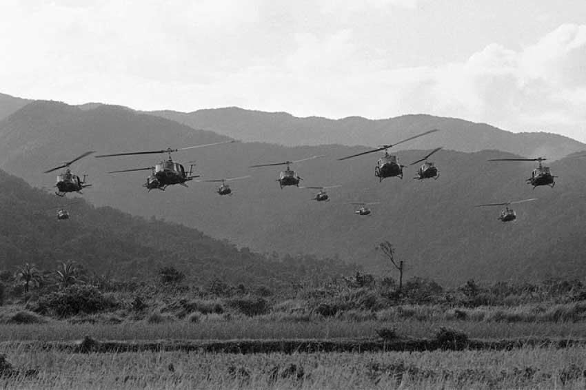 Hành Quân Trực Thăng Vận - Tarin65