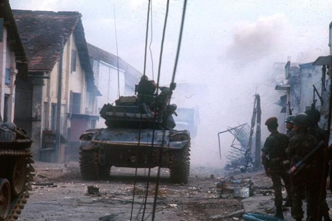 Tết Mậu Thân năm 1968: Một vành khăn tang cho Thiết giáp binh Quân lực VNCH - Kỵ Binh Hồ Thanh Nhã