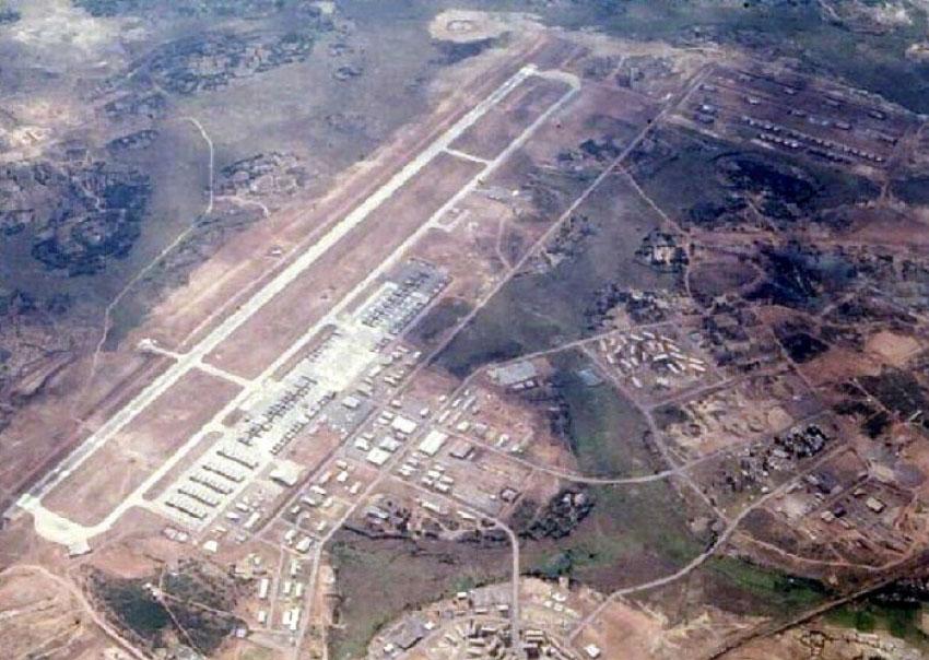 VC tấn công Căn cứ Phù Cát Mùa hè 72 Ðỏ lửa  - Thiên Phong