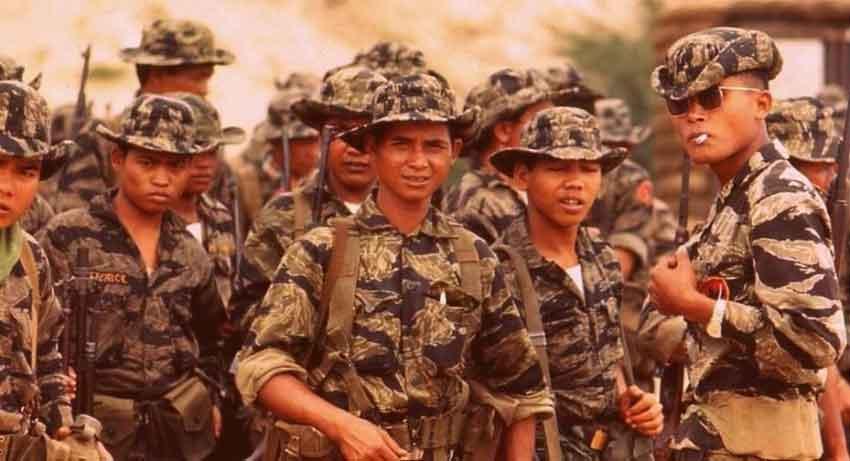 Từ Polei Kleng Đến Ben Het Liên Đoàn 2 BĐQ Trong Thung Lũng Plei Trap 1971 - Vũ Đình Hiếu