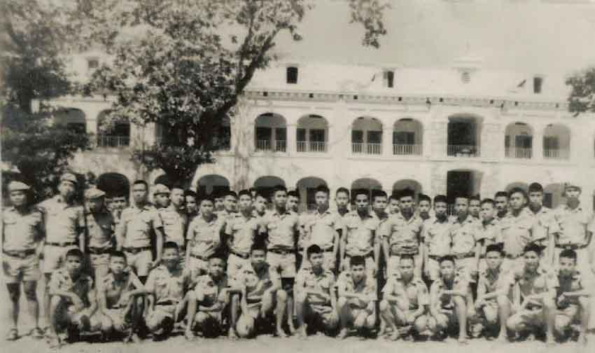 Thêm một câu chuyện về Thiếu Sinh Quân VNCH Vũng Tàu - Hà Việt Hùng