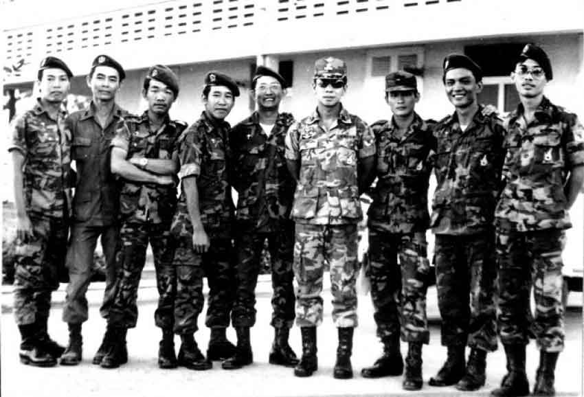Những Vị Bác Sĩ Thiên Thần Mũ Đỏ - Trần Đoàn/Diễn Đàn Cựu SVQY