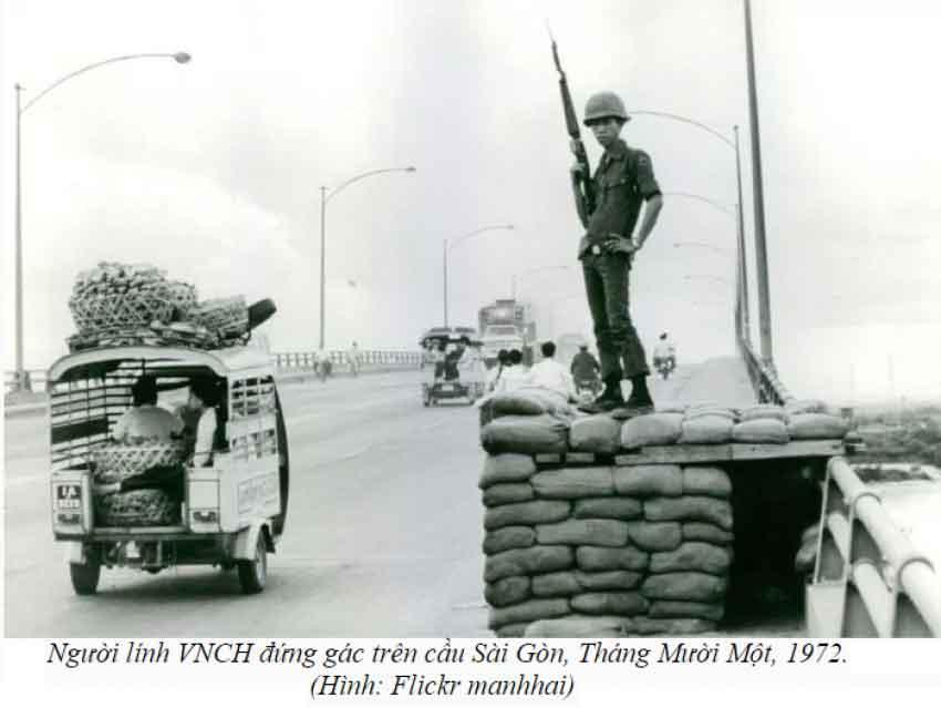Cái nón sắt của người lính VNCH - Trịnh Khánh Tuân & Huỳnh Công Minh