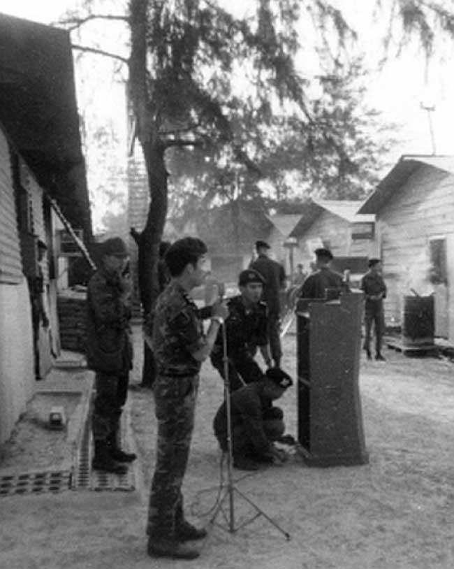 Bài Viết Vinh Danh KingBee PĐ219 và Lôi Hổ Nguyễn Cao Vỹ - Hài Đen Chiến Đòan 1 Xung Kích