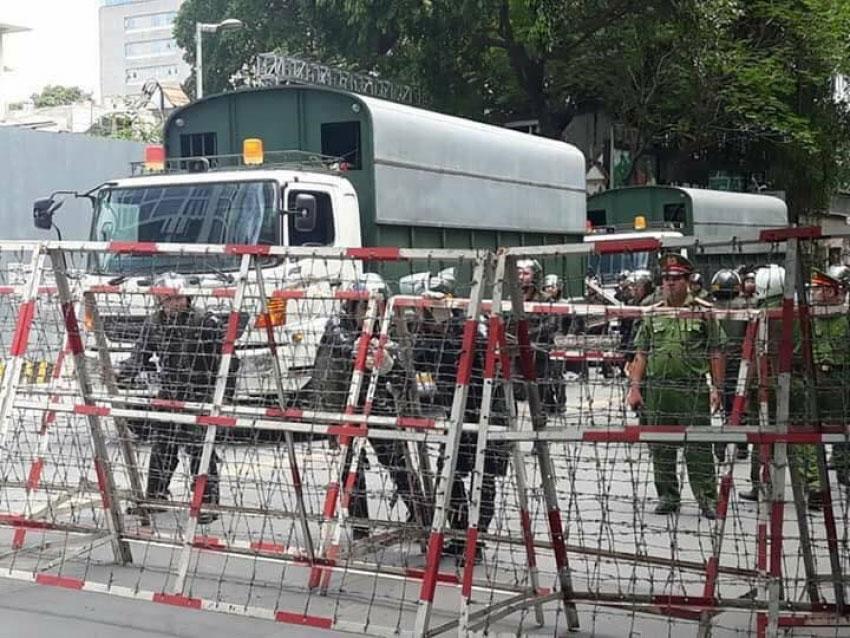 Ngày 2 tháng 9 tại Sài Gòn - Phạm Đình Trọng & Trương Minh Ẩn