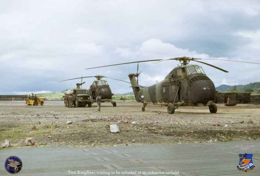 Chuyến bay tử thần vào đồi 31 Hạ Lào - Kingbee Bùi Tá Khánh