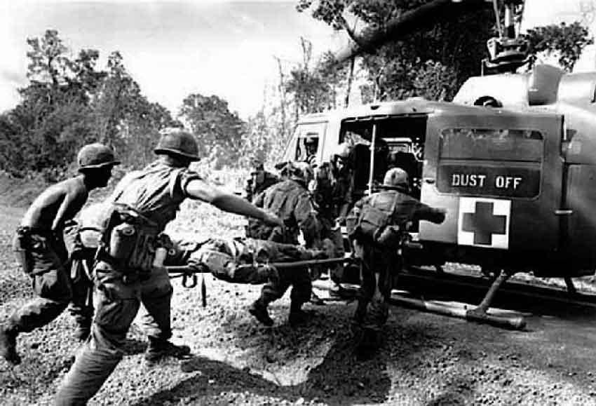 Hồi Tưởng Về Một Trận Đánh Của Tiểu Đoàn 7 Dù - Charles A. McDonald / Nguyễn Văn Phúc dịch