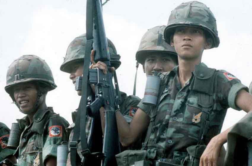 Tiểu Đoàn 3 Nhảy Dù tại Ngok Wan (Chiến Dịch Kham zei 180) - Tố Quyên, K16