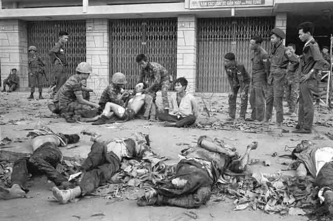 Đài Phát Thanh SàiGòn Tết Mậu Thân 1968 - VNCH Ngọc Trương