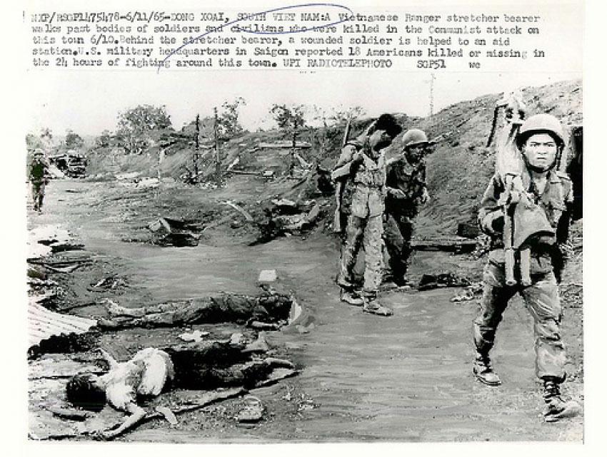Lực Lượng Đặc Biệt Trong Trận Đồng Xoài - Trần Lý