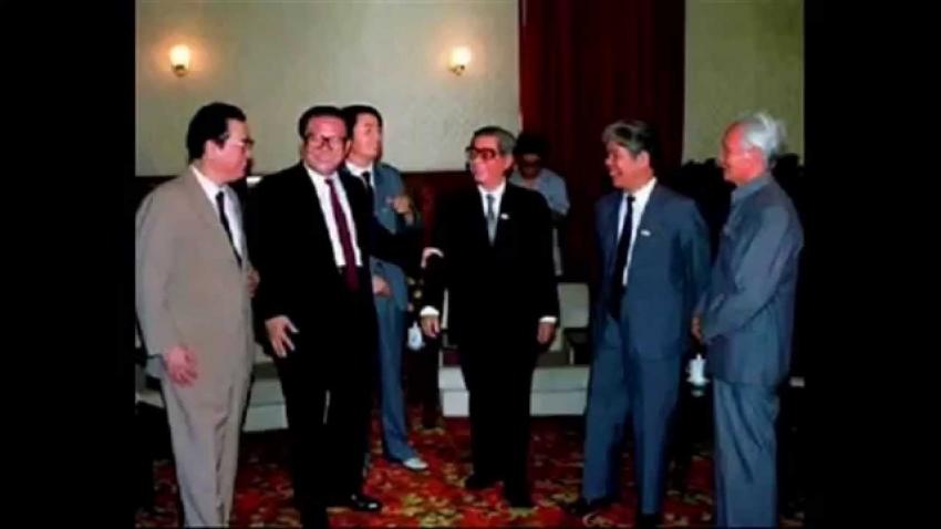 Đại nạn Trung Hoa: Bí mật Thành Đô - Trần Gia Phụng