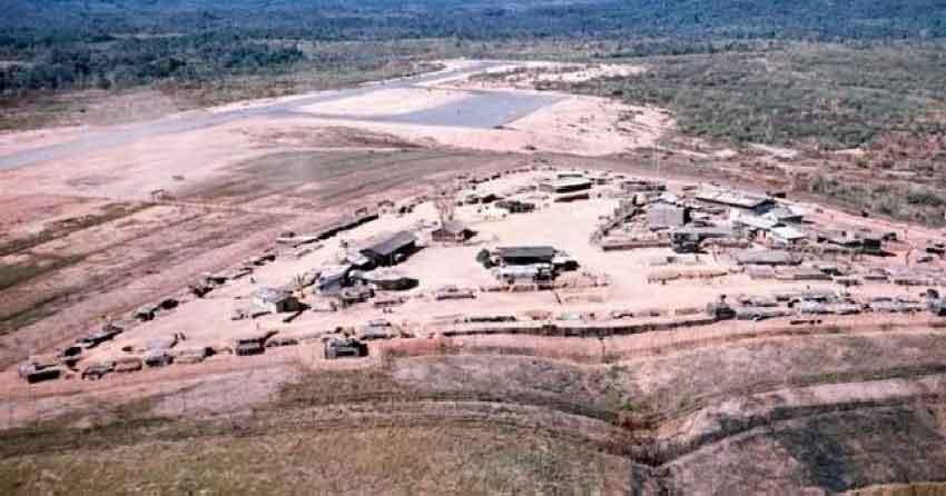 Tiểu Đoàn 23 Biệt Động Quân tại Ben Het năm 1971 - Vũ Đình Hiếu