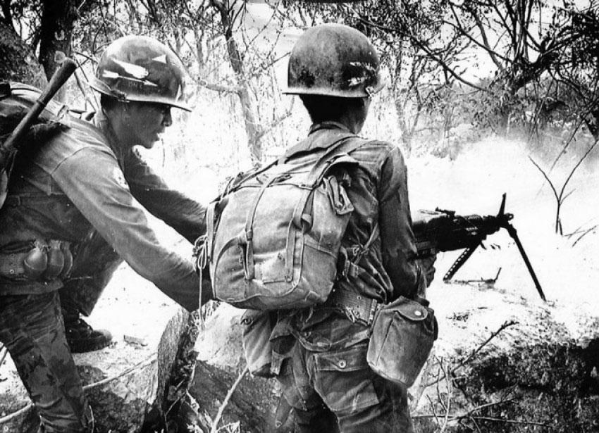 Liên Ðoàn 3 Biệt Ðộng Quân với Trận Chiến An Lộc & Bình Long - BÐQ Nguyễn Quốc Khuê