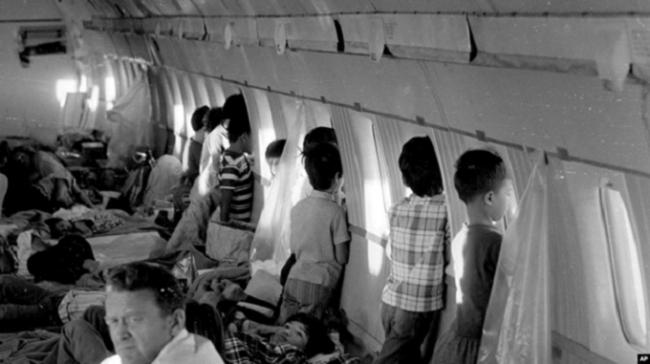 Operation Babylift, 45 năm một sứ mạng nhân đạo và tình người - Đinh Yên Thảo