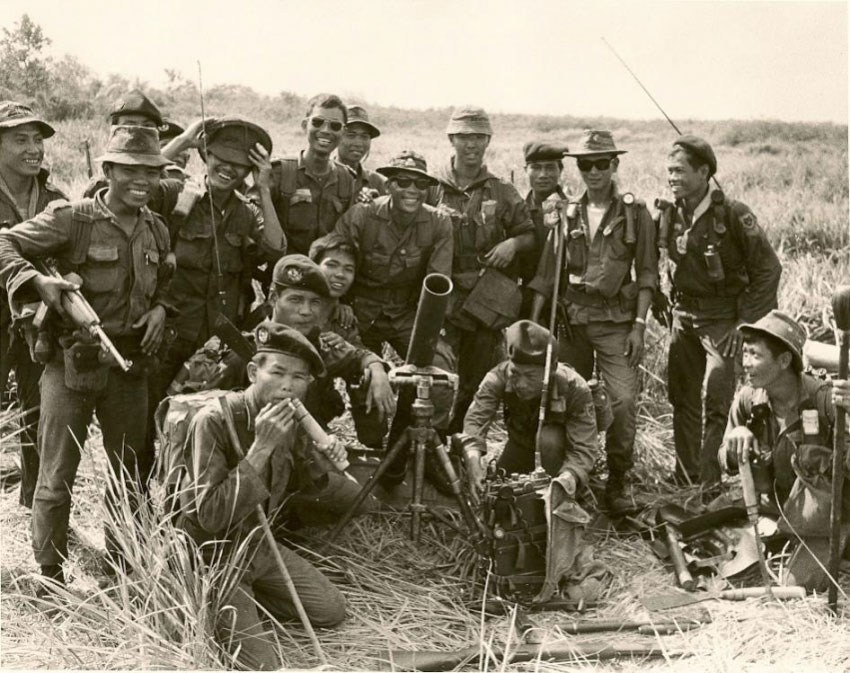 Tiểu Đoàn 42 Biệt Động Quân - Cọp Ba Đầu Rằn - BĐQ Lê Ngọc Bửu