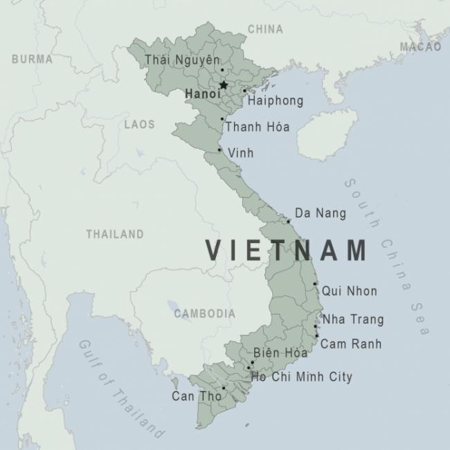 """Hai Tiếng """"Việt Nam"""" - Tạp Ghi Huy Phương"""