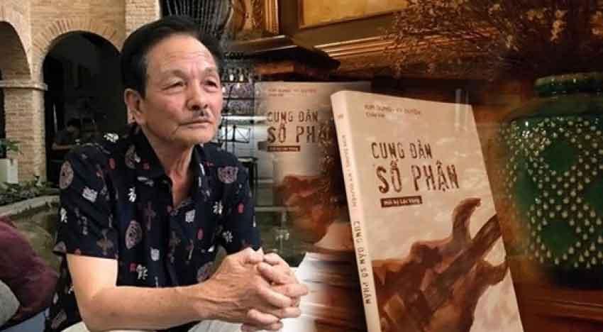 Cung đàn của Lộc Vàng - Nguyễn Văn Tuấn