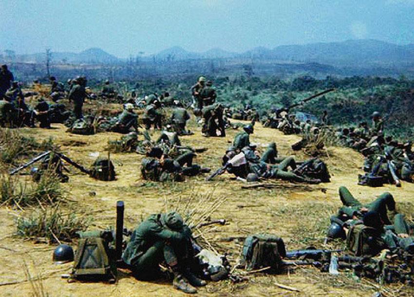 Uẩn khúc Chiến dịch Lam Sơn 719, Đường 9-Nam Lào - Phan Nhật Nam
