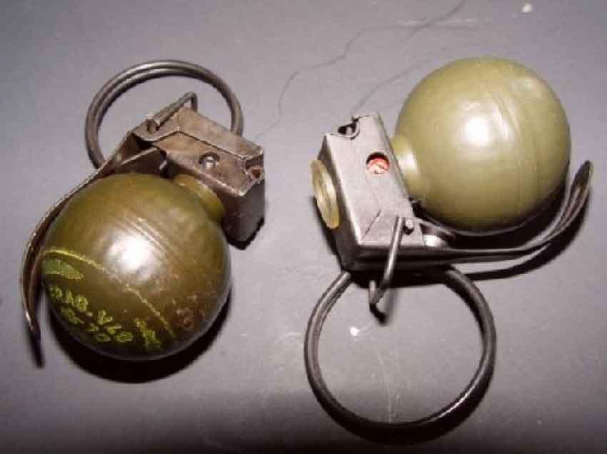 """Cặp lựu đạn """"Mini"""" - A20 Nguyễn Văn Học"""