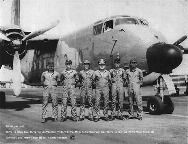 Phi cơ vận tải C-7 Caribou và Chiến trường Việt Nam - Trần Lý