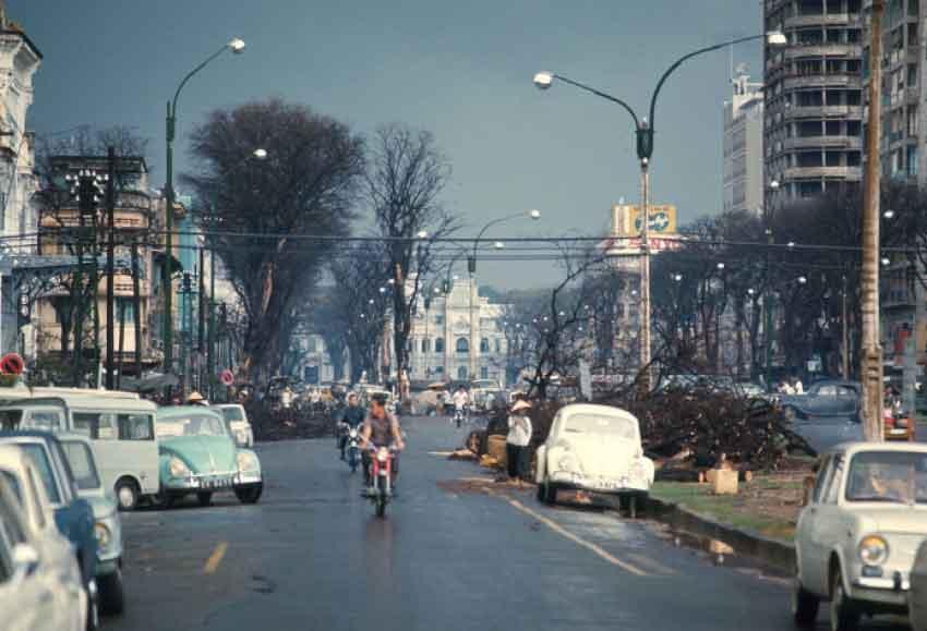 Sài Gòn: Miền Đất Hứa – Trần Nhật Kim