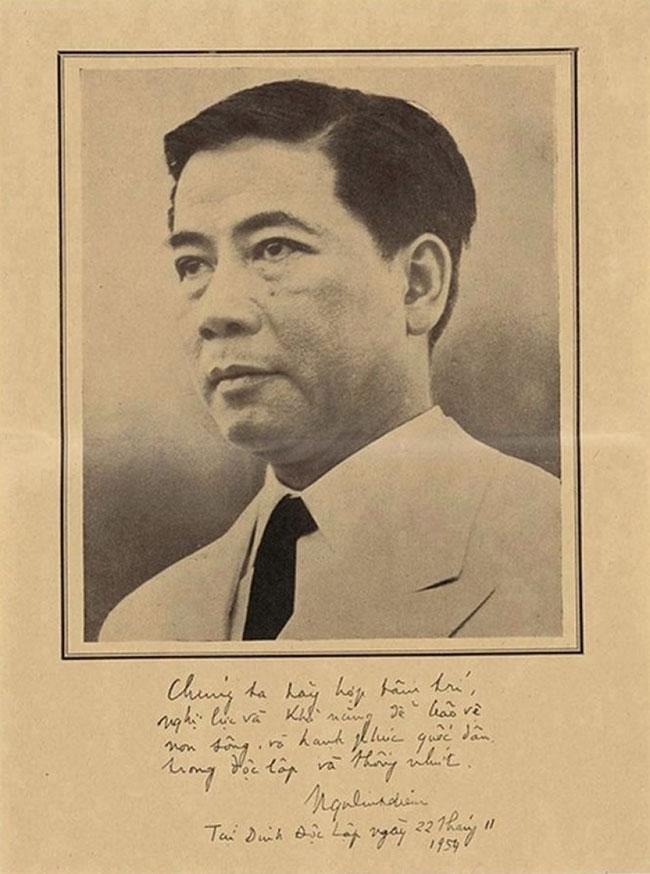 TT Ngô Đình Diệm, vị khai sáng Cộng Hoà VN - Song Lê