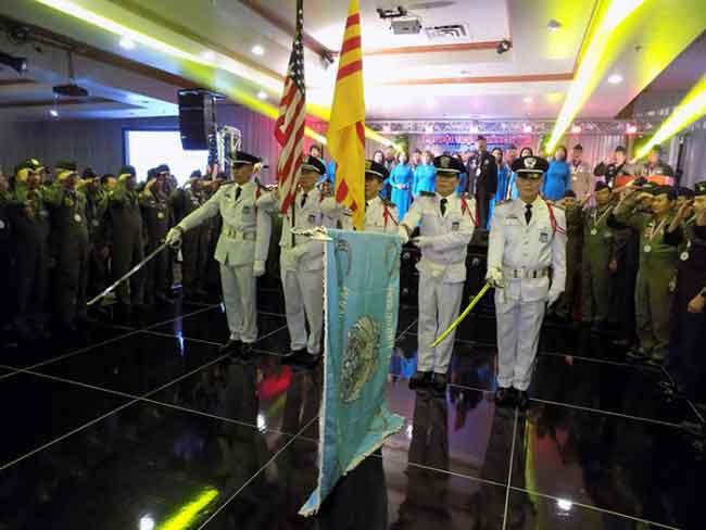 Đại hội Trực Thăng Kỳ III tại Arlington, Texas