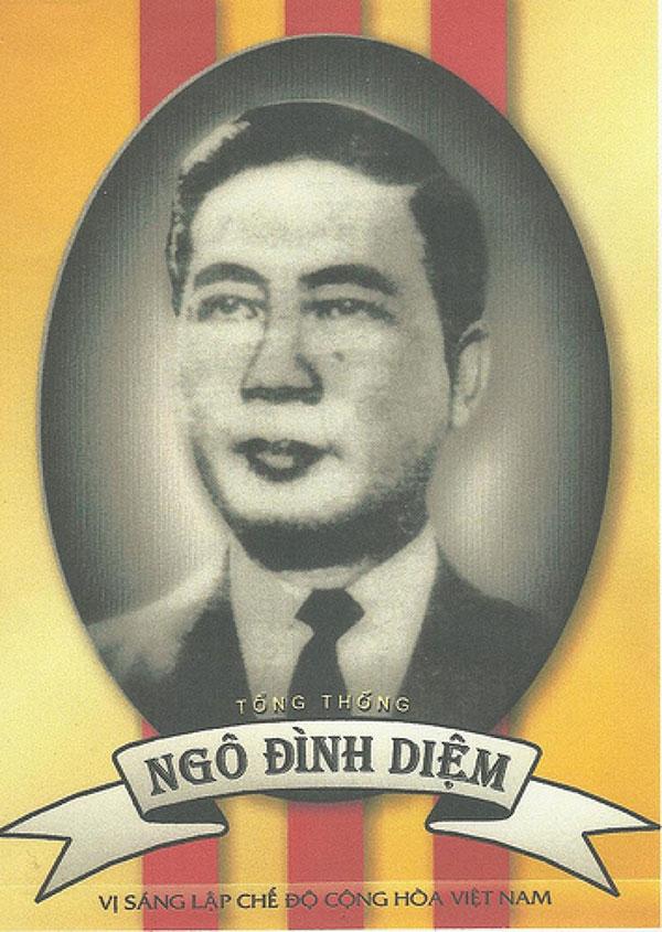 VÀI SUY NIỆM VỀ CỐ TỔNG THỐNG NGÔ ĐÌNH DIỆM - Anh Phương Trần Văn Ngà