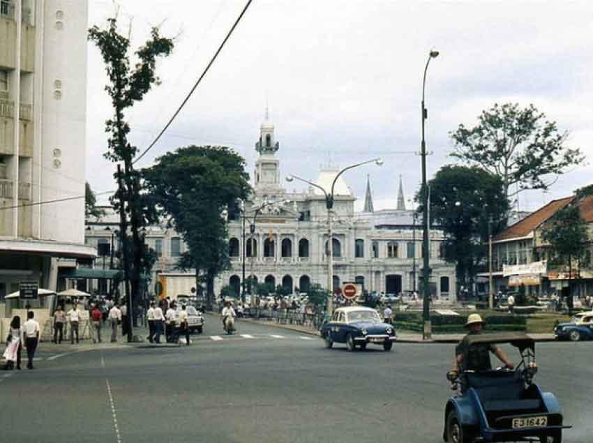 Sống Và Chết Ở Sài Gòn – Hoàng Hải Thủy