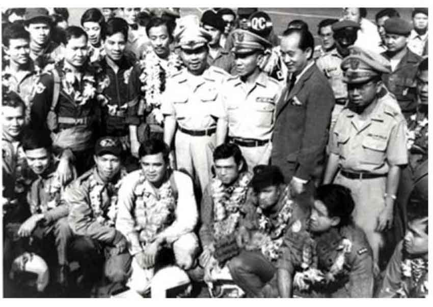 Phi Công của KQVNCH đảm nhiệm chức vụ quản trị phi trường quốc tế - KQ Lê Như Hoàn